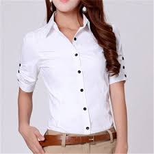 womens cotton blouses womens cotton shirts blouses with innovative picture in singapore