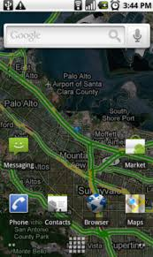 wallpaper google maps make google maps your live android wallpaper cnet