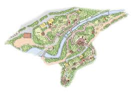 Dallas Zoo Map by Forests U0026 Jungles