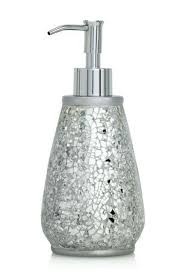 buy crackle glass soap dispenser from the next uk online shop