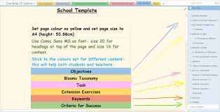 assessment for learning using onenote class notebooks office blogs