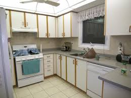 Painted Kitchen Cabinets Before And After Pictures Painting Formica Cabinets Before And After Pictures Roselawnlutheran