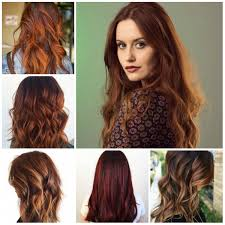 stunning auburn hair colors 2017 new hair color ideas u0026 trends