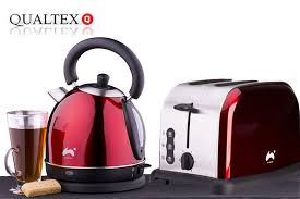 Toaster And Kettle Deals Ovation Kettle U0026 Toaster Set 3 Colours