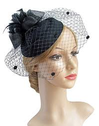 fascinators hair accessories vintage inspired 1940s style hats for