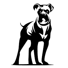 boxer dog black and white online get cheap boxer dogs black aliexpress com alibaba group