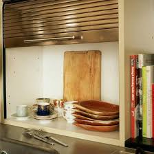 Best Tambour Counter Shutters Images On Pinterest Tambour - Kitchen cabinet roller doors