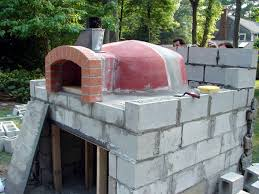 build a stone pizza oven tos diy