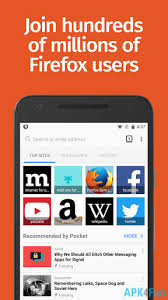 mozilla firefox android apk firefox apk 58 0 1 free communication app for android apk4fun