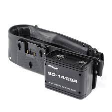 so 14 28r dual voltage snap on battery belt camera batteries and