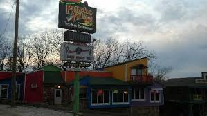 driving by on thanksgiving day picture of pancho villa tex mex