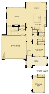 den floor plan valencia silicon valley homes for sale floor plans