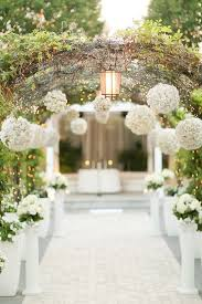Wedding Ceremony Decorations 20 Creative Wedding Entrance Walkway Decor Ideas Deer Pearl Flowers