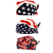 American Flag Beanie American Flag Bandana The Veterans Site