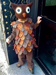 Owl Halloween Costume Adults Homemade Owl Costume Peeinn