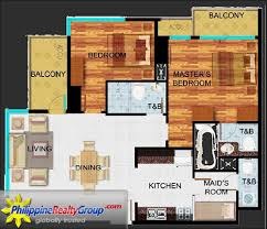 the hudson at the fort makati metro manila philippine realty group