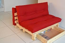 Futon Couch With Storage Furniture Futon Sofa Bed With Storage