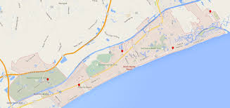barefoot landing map rescue station 5 barefoot resort city of myrtle