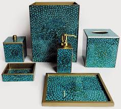 Mosaic Bathroom Accessories by Top 25 Best Turquoise Bathroom Accessories Ideas On Pinterest