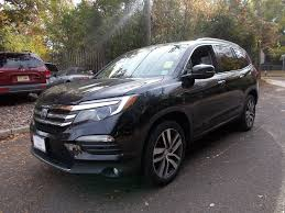 grey honda pilot honda pilot touring in new jersey for sale used cars on
