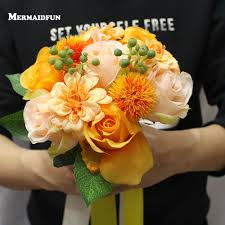 online get cheap wedding bouquet pictures aliexpress com