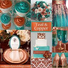 teal wedding wedding color teal