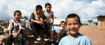 helping native american people improve the quality of life