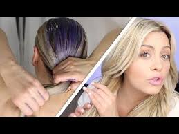 How To Wash Hair Color Out - best 25 purple shampoo ideas on pinterest shampoo for purple