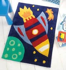 Childrens Play Rug by Rocket Kids Childrens Play Rug Supersoft Polyester 110x160cm Ebay