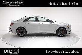 mercedes a 45 amg 4matic 2018 mercedes 45 amg coupe coupe in farmington