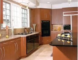 Black Appliances Kitchen Ideas Modern Kitchen With Black Appliances Interior Design Ideas