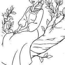 young belle holding mrs potts coloring pages coloring sun