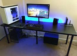 Gaming Computer Desk Desk Black Gaming Computer Desk Gaming Computer Desk Setup