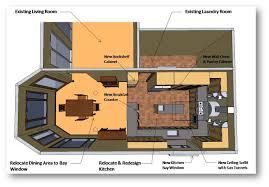 kitchen u2013 dining area remodel oakland ca kellogg concepts