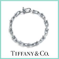 bracelet tiffany silver images Tiffany co tiffany hardwear 2018 ss unisex plain silver jpg