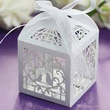 wedding party favor boxes wedding party favor box laser cut paper candy chocolate boxes