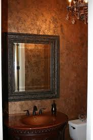 bathroom cabinets copper mirror funky bathroom mirrors bath