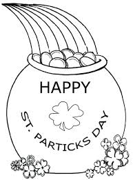 coloring pages st patricks st day coloring pages st patricks day
