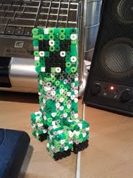 how to build a minecraft creeper 7 steps