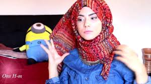 niqab tutorial on dailymotion simple everyday hijab tutorial with necklace video dailymotion