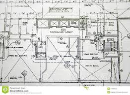 floor plan drawing royalty free stock photo image 14535625