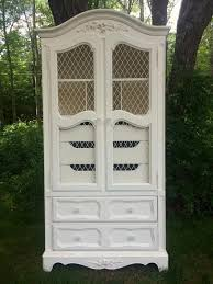 farmhouse armoire painted cottage armoires shabby chic painted armoire