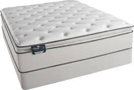 beautysleep spring creek queen pillow top mattress by beautyrest