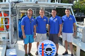 file nasa neemo 22 aquanaut crew prior to the start of the mission