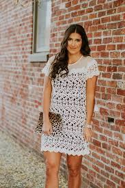 lace cap sleeve dress a southern drawl