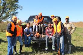 breaking barriers hunting in the black community u s fish and