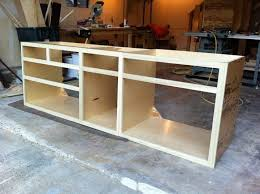 Diy Kitchen Cabinets Plans by Best 25 Homemade Cabinets Ideas On Pinterest Homemade House