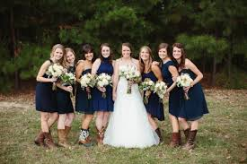bridesmaid dresses with cowboy boots navy blue bridesmaid dresses with cowboy boots dresses trend