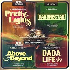 pretty lights nye tickets breaking news pretty lights bassnectar dada life and above