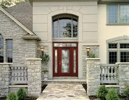 Front Exterior Door Fabulous Eco Friendly Front Entry Doors